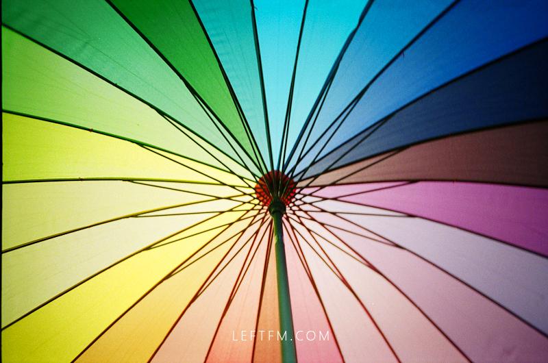 我对色彩的喜欢