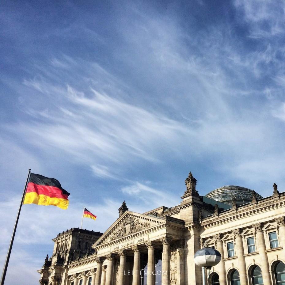 从东到西,两个柏林