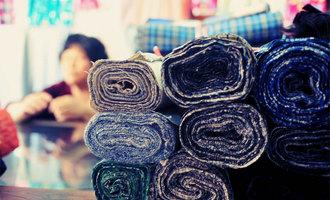 关于土布的记忆