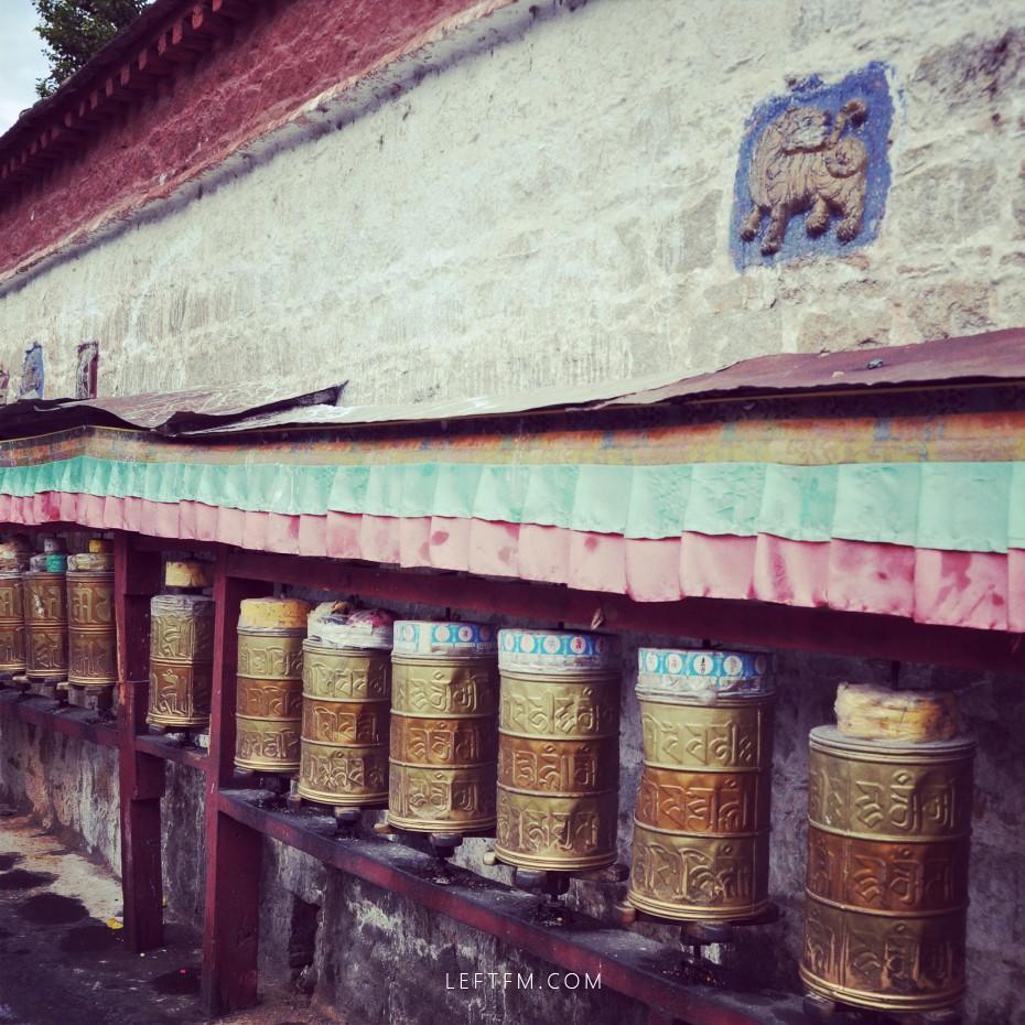 西藏:心灵之旅行