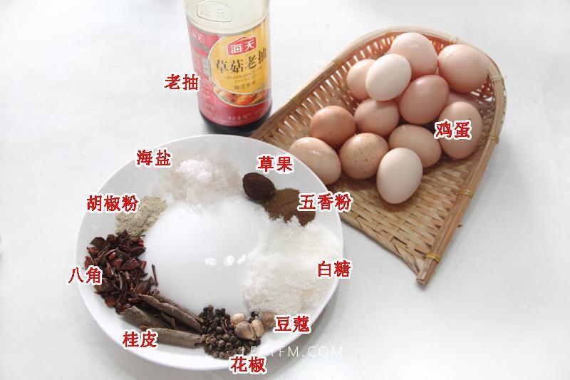 慢姐私房菜:浓香茶叶蛋