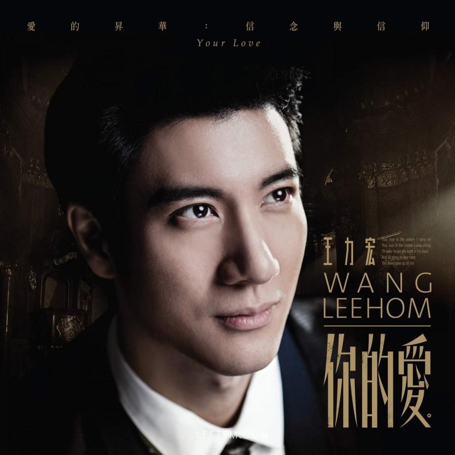 王力宏:你的爱。
