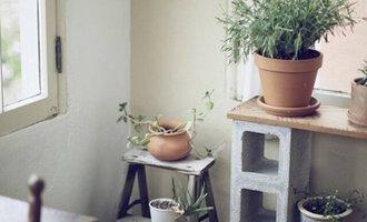 园艺森活:水泥砖的N种可能