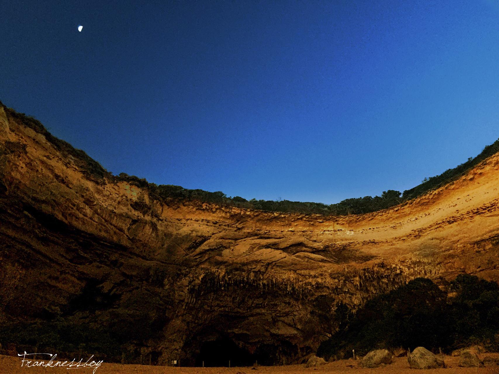 澳大利亚十二门徒岩06