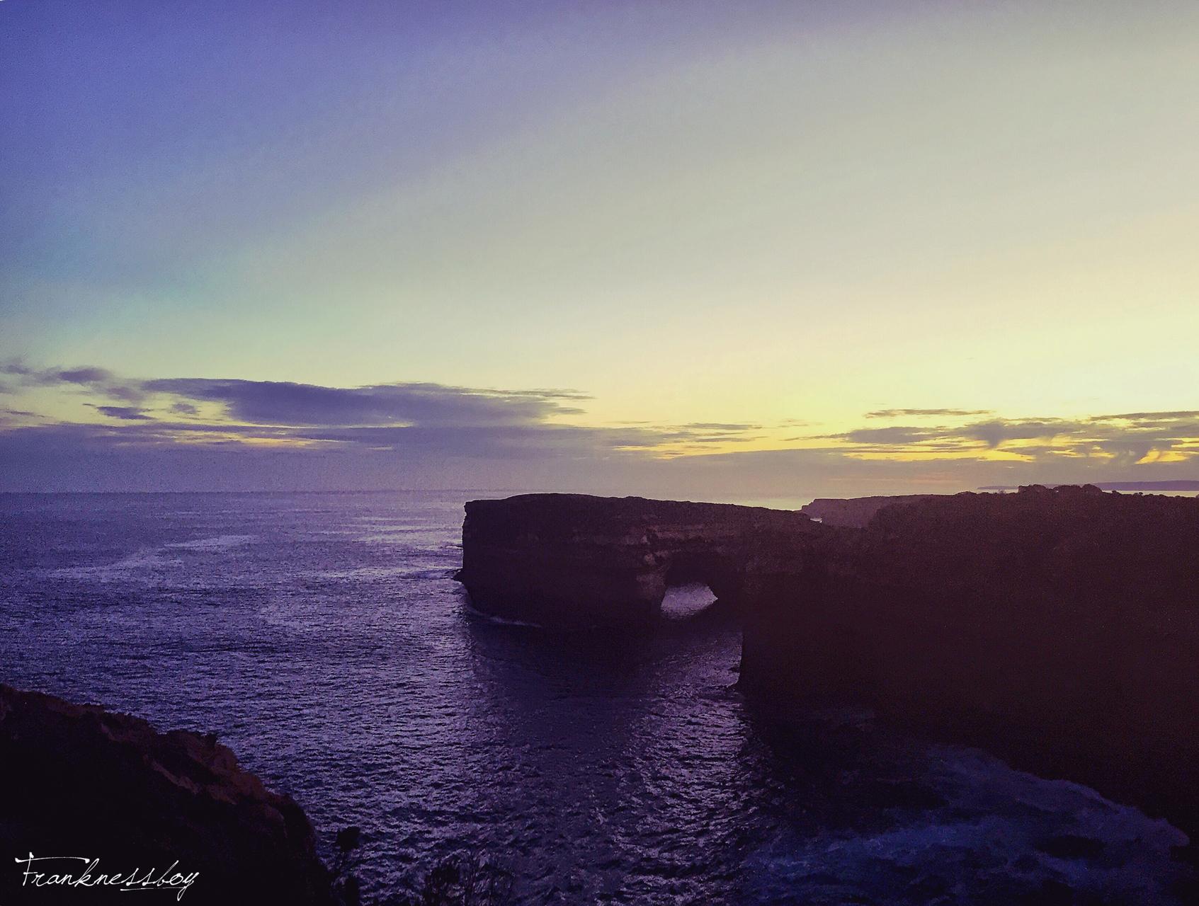 澳大利亚十二门徒岩08