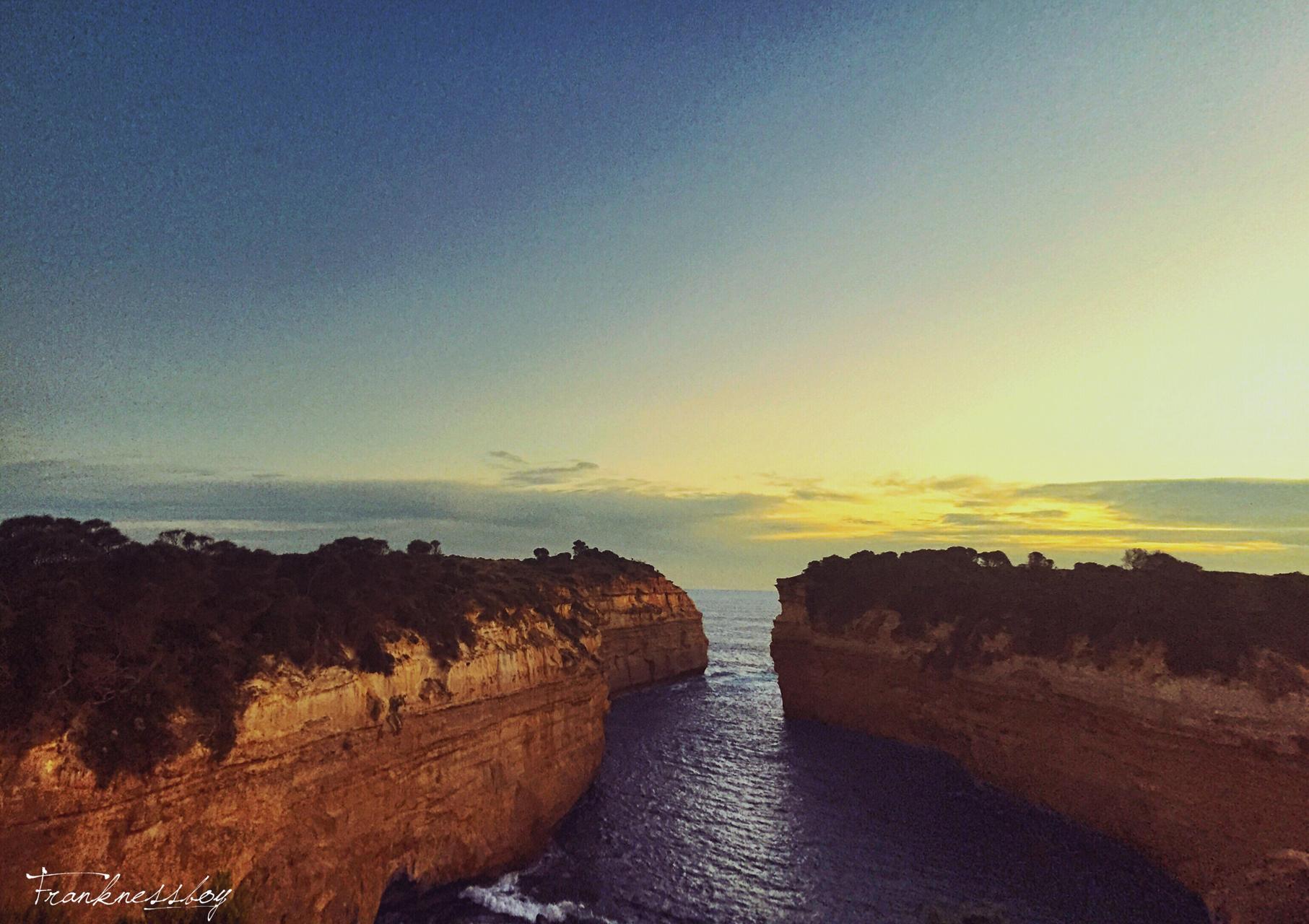 澳大利亚十二门徒岩05
