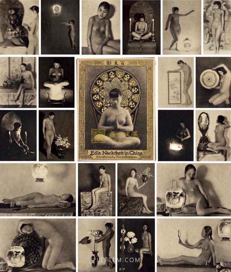 1928年柏林版佩克哈默著原版初印《百美影》