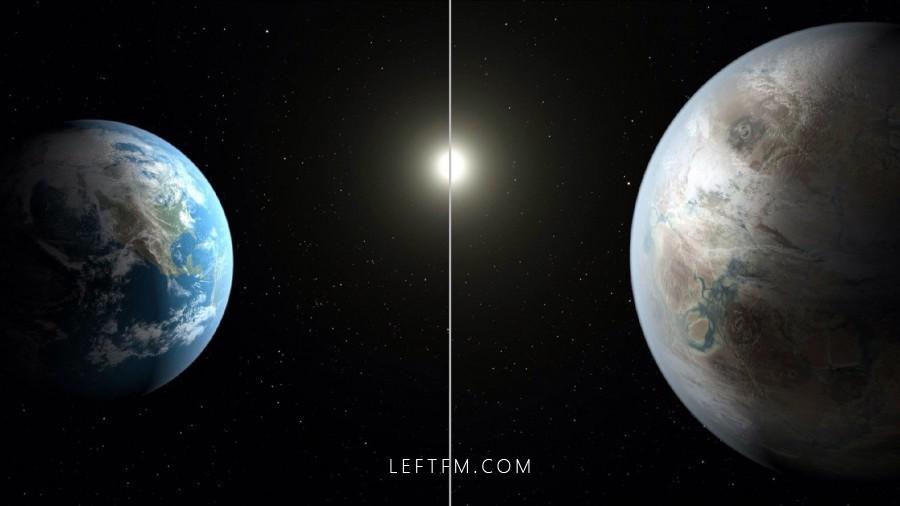 nasa发现新地球