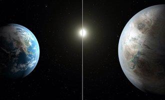 NASA发现新地球:关于存在的相似与唯一