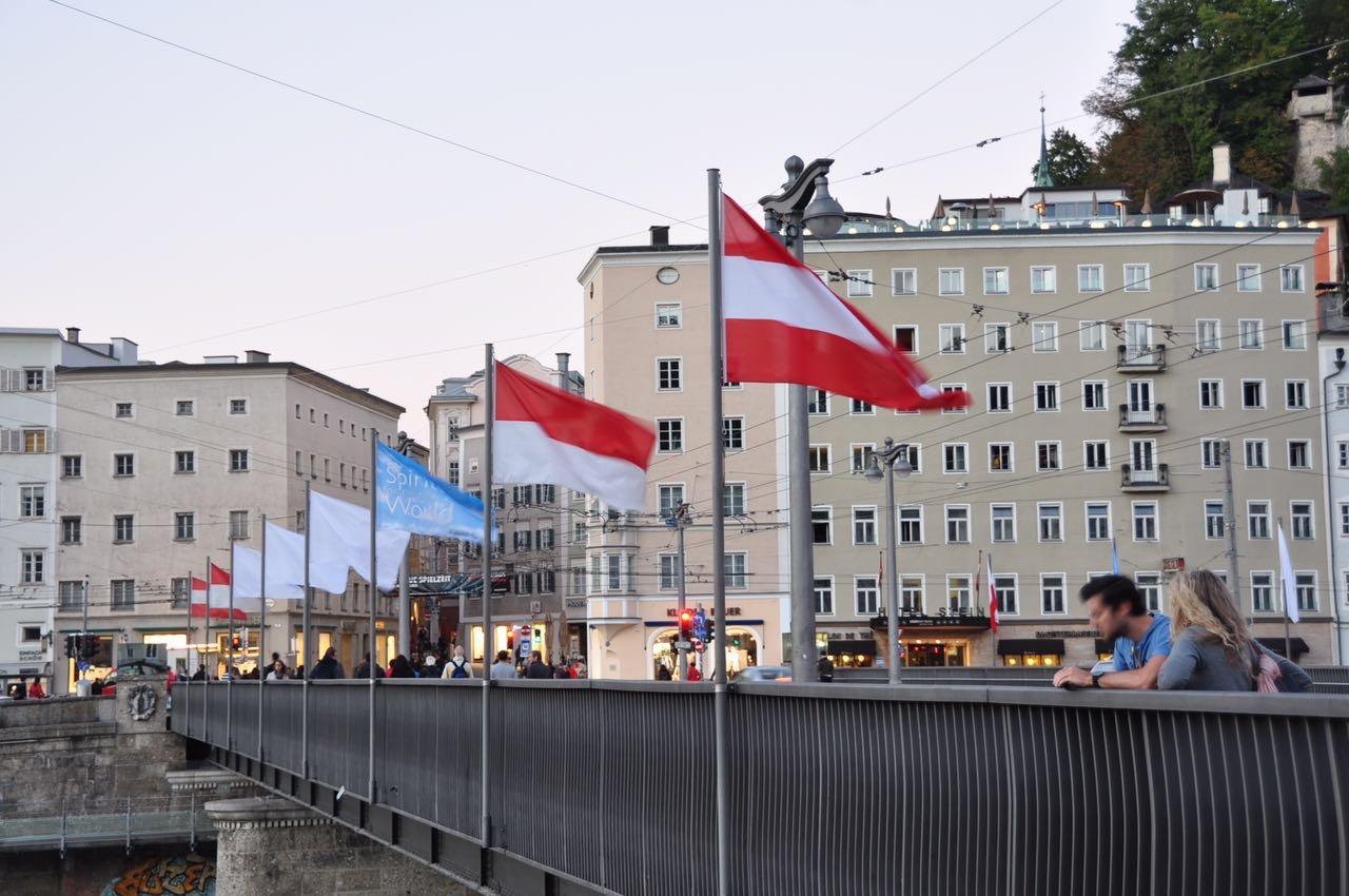一路西行:畅游奥地利