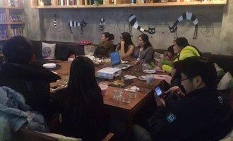 OBA读书会:「小王子」读书分享活动