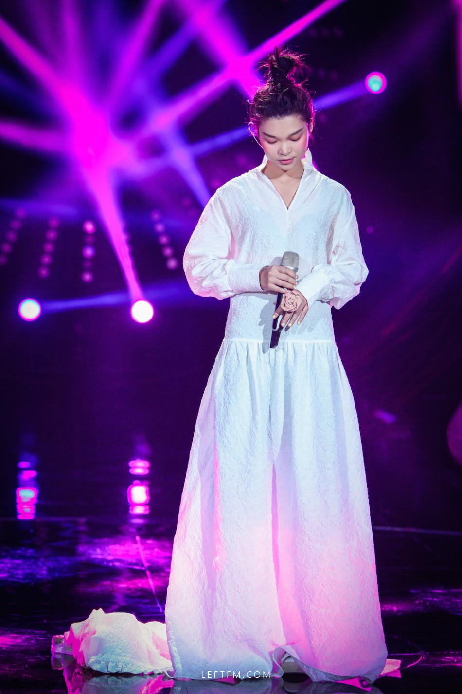 我是歌手苏运莹