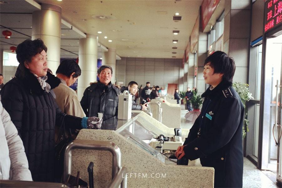 「站务员」姚夏云:目送所有的启程,期待圆满的归途