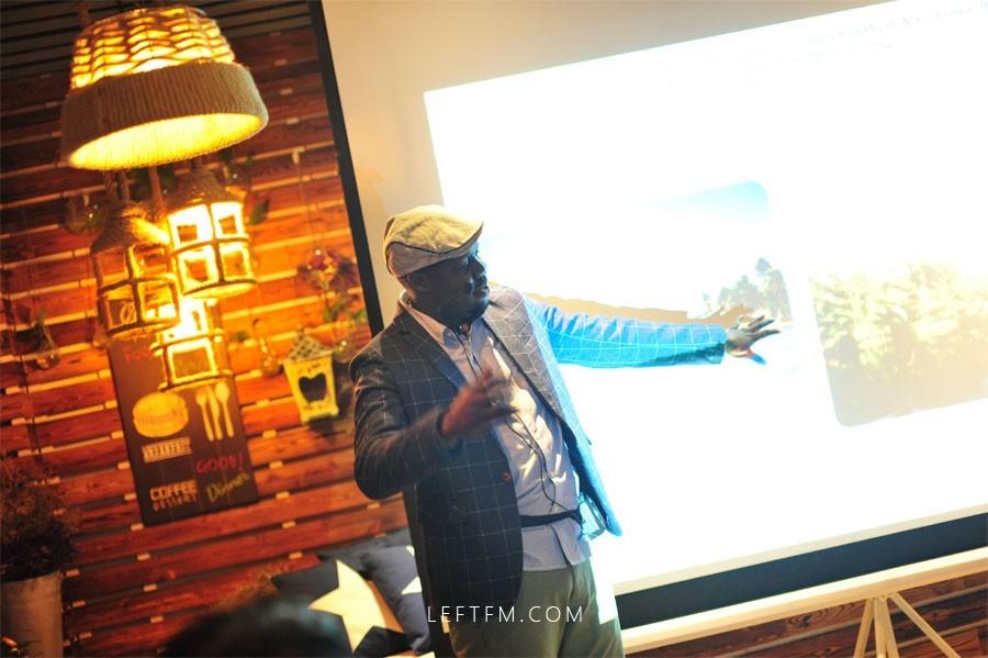 Brownie:神秘国度加纳主题英语沙龙