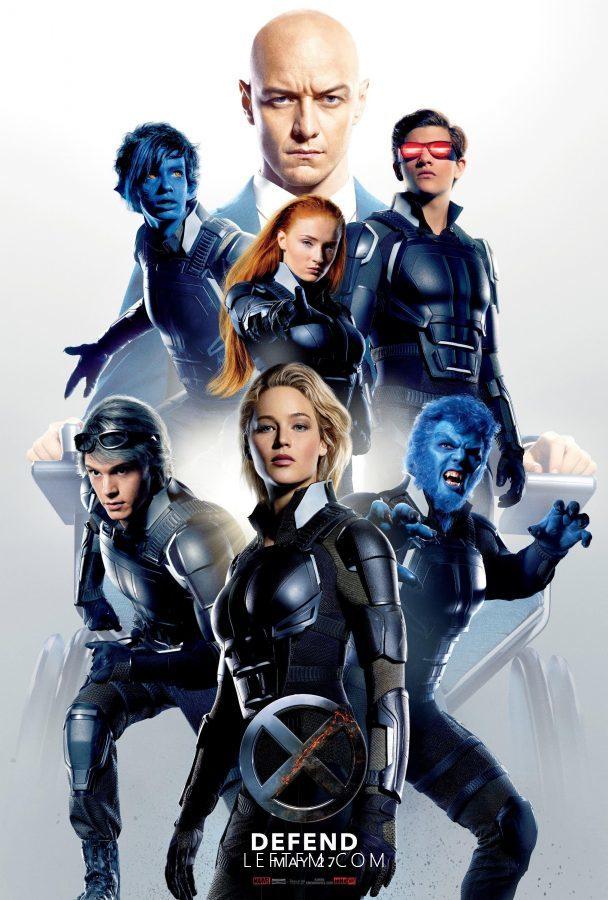 X战警-天启