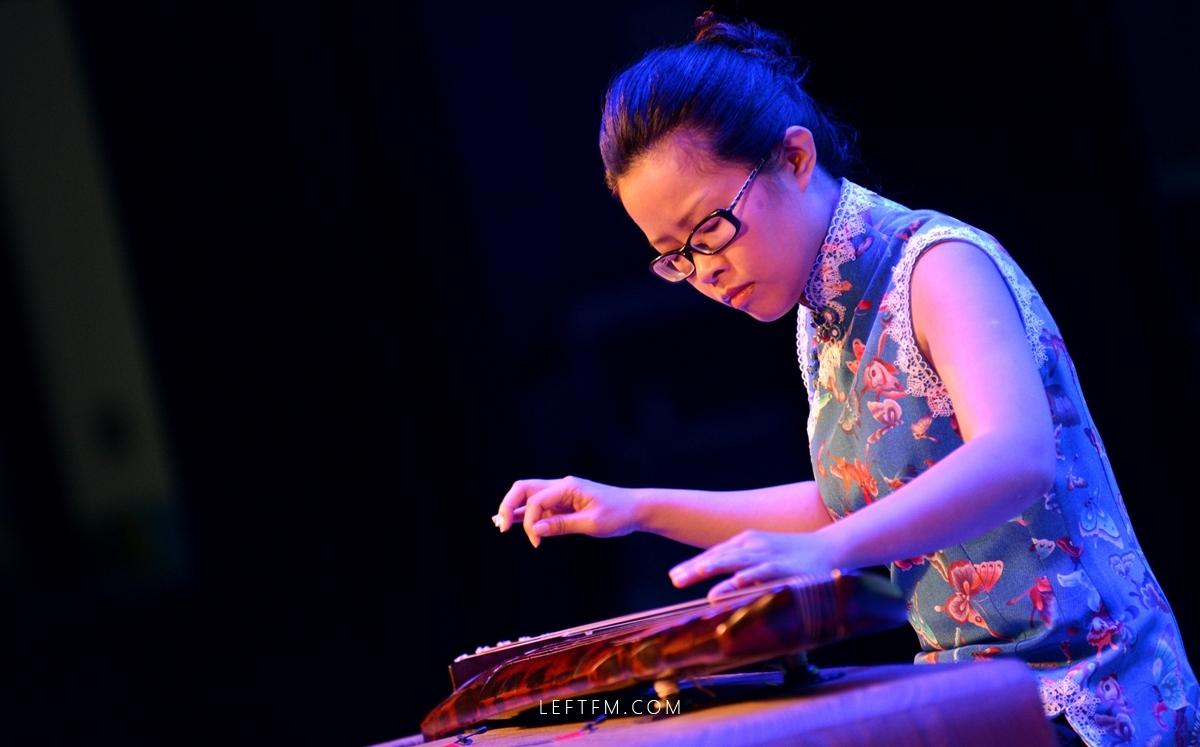 上海九派琴院古琴演奏会