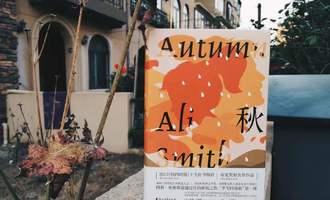 秋:文字的波普艺术