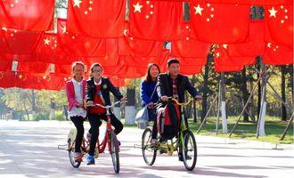 平安中国,人民至上